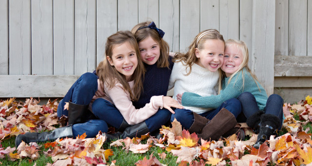 Rosenberg Girls Mini Shoot, Thornhill
